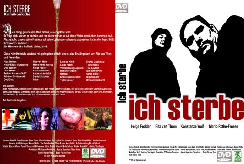ich sterbe, dvd-cover, 2004