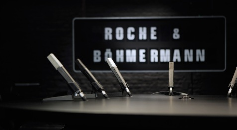 Roche & Böhmermann, Sendung vom 04.03.2012 (FOTO ® bildundtonfabrik.de)