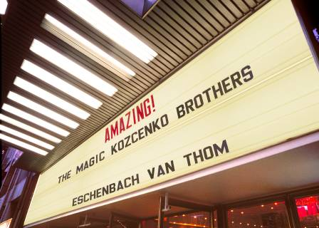 the real magic brothers - kozcenko brothers