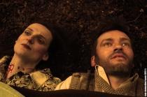 Mutter Natur: Die Schauspieler Fitz van Thom und Sigrun Deutschler in einem Film von André Kirchner